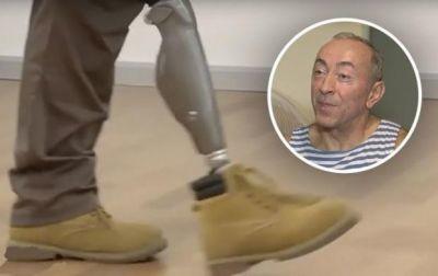 У львівського ветерана відібрали протез, бо Мінсоцполітики за нього не заплатило