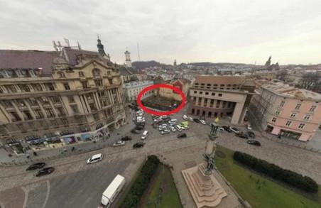 У центрі Львова тривають археологічні розкопки (ФОТО)