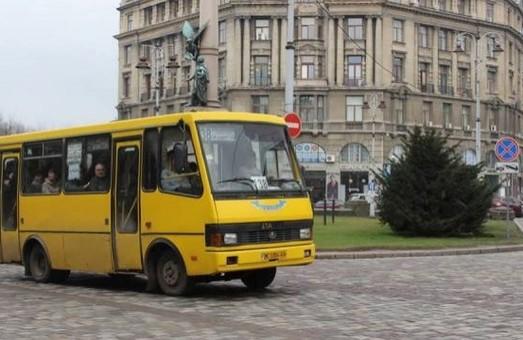 У Львові змінили маршрут громадського транспорту
