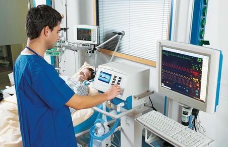 У Львові є 180 апаратів штучної вентиляції легень – ЛОДА