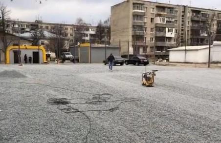 У Львові збудують чотири універсальні спортмайданчики