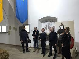 """Активісти ГО """"Міська Варта"""" долучилися до організації виставки Ucrania Militarica"""