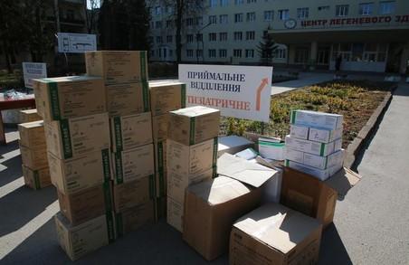 Для львівського Центру легеневого здоров'я придбають ще 20 апаратів ШВЛ - ЛОДА