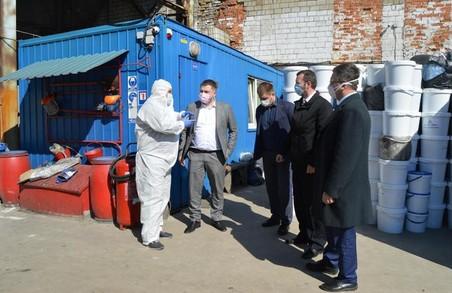 COVID-19: Як на Львівщині утилізують медичне сміття