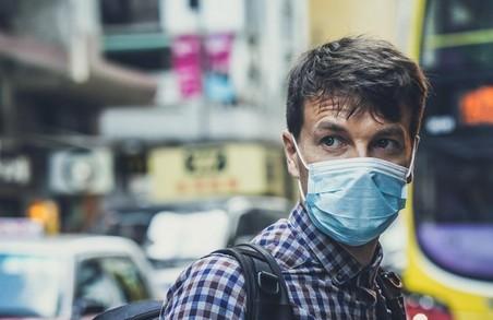 На Львівщині суд наклав перший штраф за перебування без маски у громадському місці