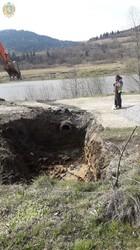 На Львівщині триває ремонт дороги Турка-Східниця