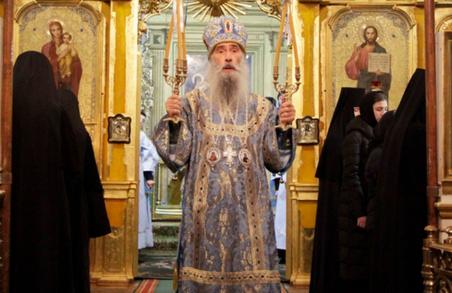 Митрополит Тернопільський і Кременецький УПЦ МП заразився коронавірусом