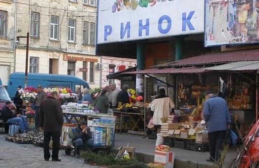 У Львові ринки не працюватимуть до завершення карантину