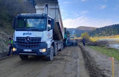 Через ремонт дороги Турка – Східниця рух транспорту на ділянці від Явора до Ісаї буде обмежений