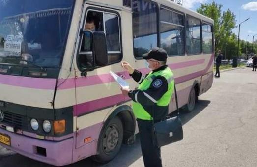 Карантин: на Львівщині перевіряють перевізників
