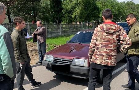 На Львівщині сільський голова побився з колишнім нацгвардійцем (ФОТО)