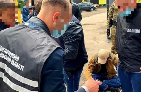 """Поліція затримала керівництво """"Муніципальної варти"""" у Львові"""