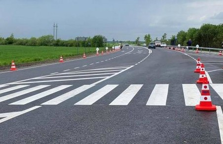 На Львівщині офіційно відкрили для проїзду автомобільну дорогу Львів – Пустомити – Меденичі