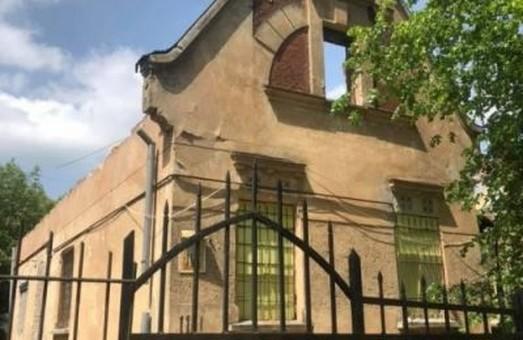 Дружина Дубневича знищила історичну віллу у центрі Львова