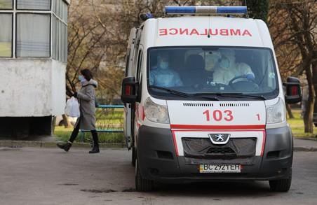 На Львівщині 3072 інфікованих коронавірусом