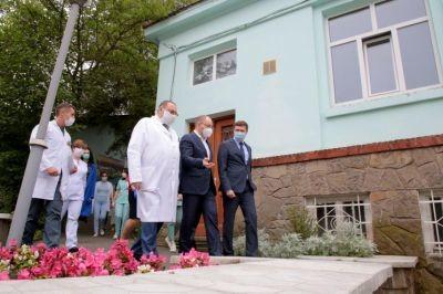 Міністр охорони здоров'я Максим Степанов особисто рахував пасажирів у львівській маршрутці.