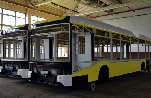 Концерн «Електрон» заявив про розробку першого тролейбуса із автономним ходом