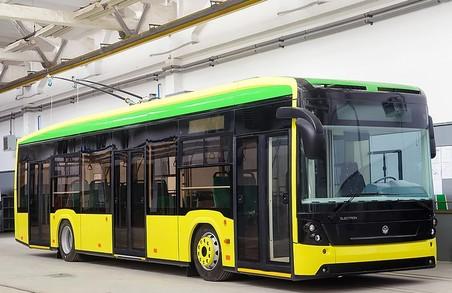 «Електрон» іще не завершив постачання тролейбусів, які у нього купив Львів два роки тому