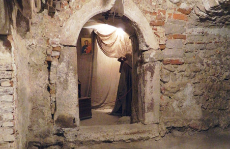 У суботу для відвідувачів відкриють підземелля колишнього Домініканського монастиря