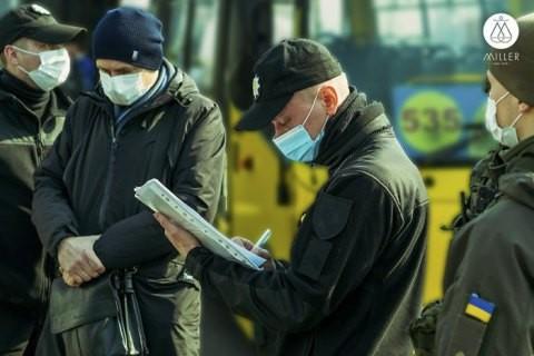 Головний поліцейський Львівщини розказав, як правоохоронці стежать за дотриманням карантинних обмежень