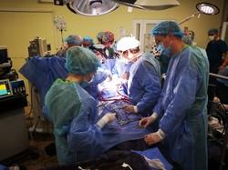 У Львові вперше провели трансплантацію серця
