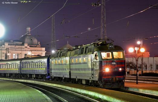 Куди зі Львова можна заїхати поїздами дальнього сполучення