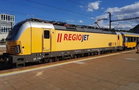 Українці зможуть зручно пересідати на потяги «RegioJet» до країн ЄС у Перемишлі