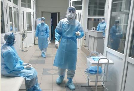 На Львівщині за вчорашню добу виявлено 105 інфікованих коронавірусом
