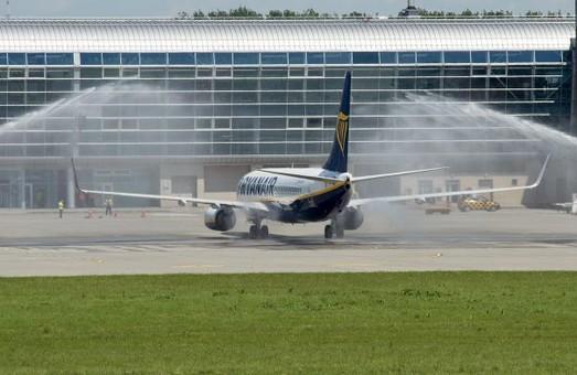 «Ryanair» знову літає до Львова