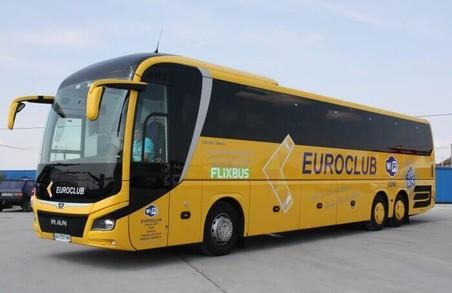 Европейський автобусний оператор «FlixBus» запускає автобусні рейси в Україні: до Львова, Одеси і Ужгорода