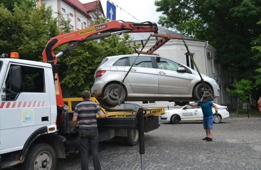 У липні в Тернополі почали працювати евакуатори