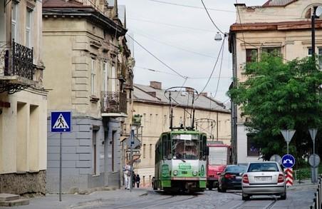 У Львові трамвайну лінію по вулиці Замарстинівській хочуть продовжити до вулиці Мазепи