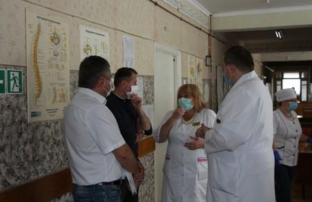 У Дрогобичі на Львівщині до кінця вересня відкриють інсультний центр, а відділенню інтервенційної кардіології та реперфузійної терапії виповнився рік