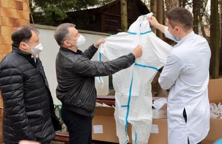 Підприємці Львова пожертвували на боротьбу із COVID-19 61 мільйон гривень