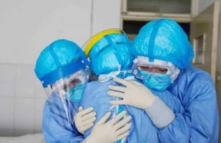 Епіцентром коронавірусної епідемії в Україні залишається Львівщина.