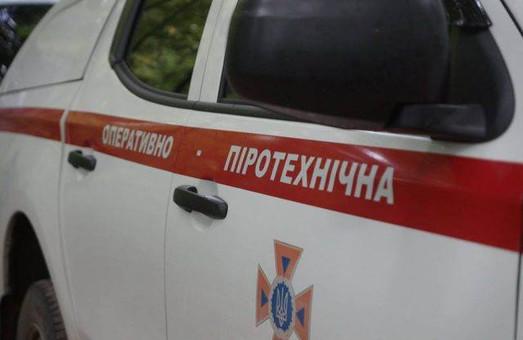 У селі Ковпин на Львівщині рятувальники ДСНС знищили снаряд часів Другої світової війни