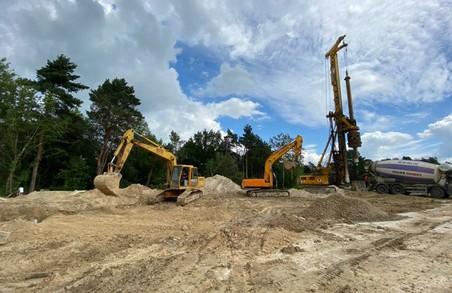 На будівництві північного обходу міста Рівне запроваджують незалежний технічний нагляд