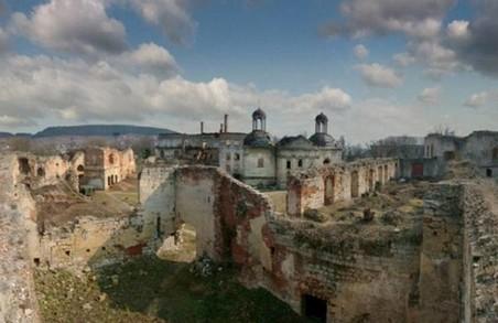 На Тернопільщині наступного року реставруватимуть Бережанський замок