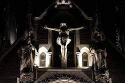 У Львові із початку року підсвітили десяток храмів (ФОТО)