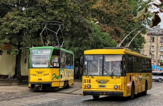 У Львові із вівторка на тролейбусний маршрут № 27 випустять аж 5 тролейбусів