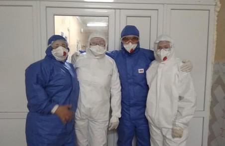 У Львові із початку епідемії коронавірусом інфікувалося майже 370 медиків