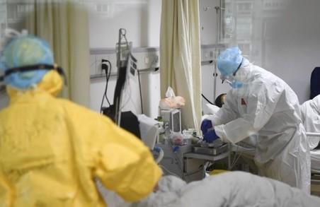 Коронавірус в Україні: епіцентром є західний регіон