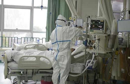 Львівщину знову накриває «коронавірусне цунамі»