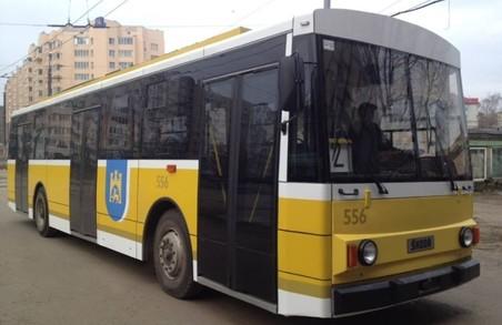 Львів'янин, який на минулому тижні потрапив під колеса тролейбуса, помер у лікарні