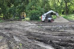У Львові проводять ремонтні роботи у Замарстинівському парку (ФОТО)