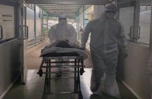 У Яворівському районі на Львівщині виявлено майже 600 випадків COVID-19