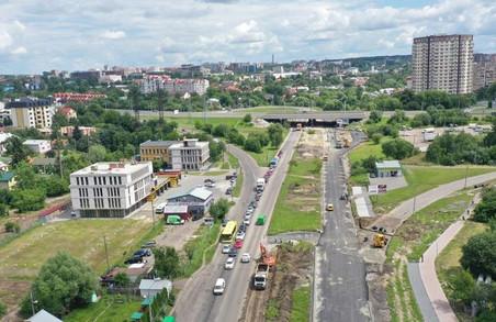 У понеділок у Львові розпочнуть капремонт непарної сторони вулиці Хуторівки