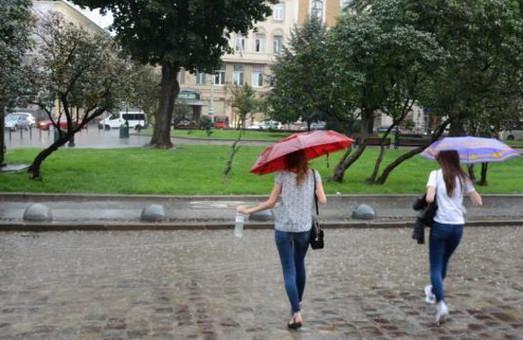 У Львові і на Львівщині в суботу прогнозують негоду