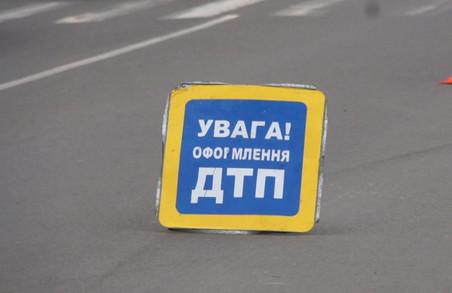 На дорогах Львівщини протягом доби п'ятниці сталося 62 ДТП
