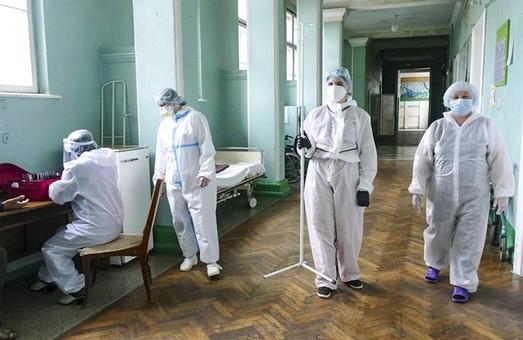 На Львівщині у суботу коронавірус виявили у кожного п'ятого із 546 протестованих